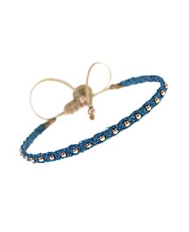ETHNO|Armband Blau