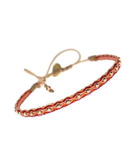 ETHNO Armband Orange