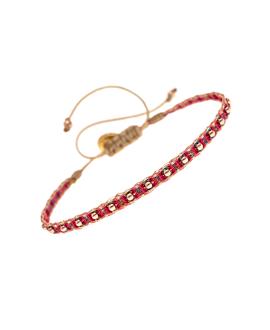 ETHNO|Armband Rot