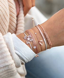 NEIVA Armband Rosé