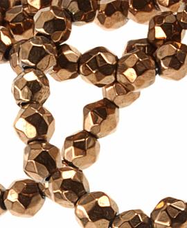 HÄMATIT  Armband Bronze