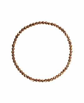 HÄMATIT|Armband Bronze