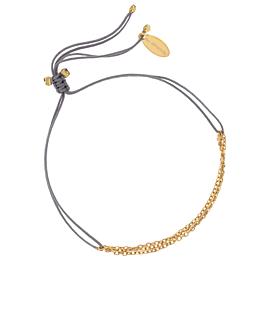 TRIPLE CHAIN|Armband Gold