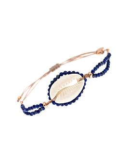 KAURI|Armband Blau