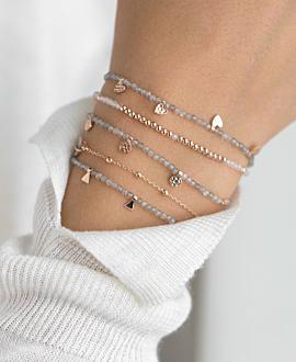 SIERRA Armband Rosé
