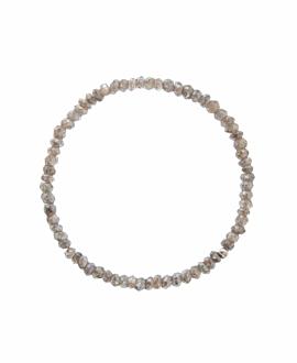 LABRADORIT|Armband Grau