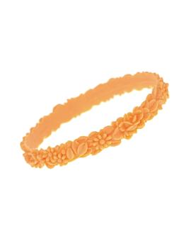 LES FLEURETTES|Armband Orange