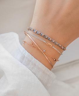 MASQUE Armband Rosé