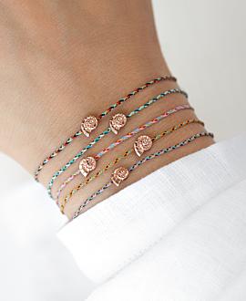 SHELL  Armband Rosa