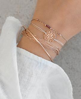 FRAGRANCE Armband Rosé