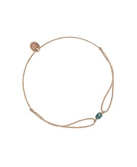 NATURELLE|Armband Blau