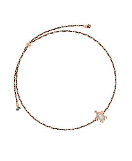 SEA TURTLE ROSÉ|Armband Rot