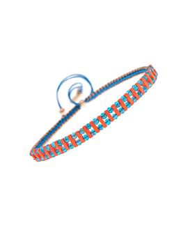 GEMMY NIZZA Armband Blau