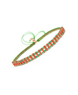GEMMY NIZZA Armband Grün