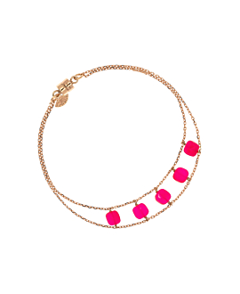 BELLE|Armband Pink