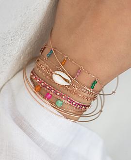 EUPHORIA Armband Bunt