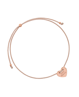 BEST FRIENDS  Armband Rosé