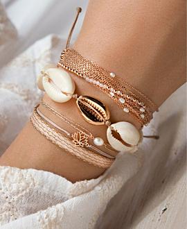 SHEEN  Armband Perle