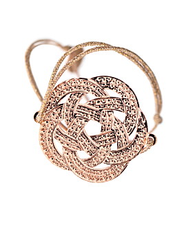 ORNAMENT  BRACELET ROSE