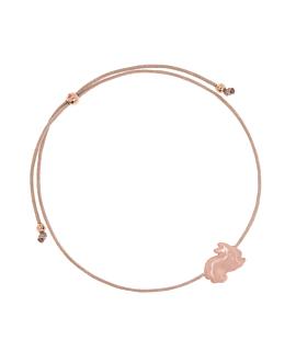 PINK BUNNY|Armband Rosé