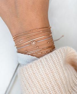 BLOSSOM  Armband Rosé