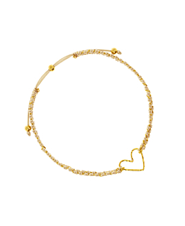 PURE LOVE|Armband Gold