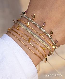 CADENCIA  Armband Lila