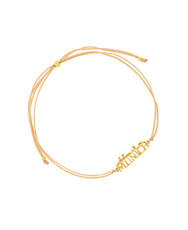 MUNICH|Armband Gold