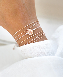 SAVE OUR PLANET  Armband Rosé