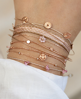 DISQUE  Armband Rosé
