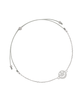 MR. BRIGHTSIDE|Armband Silber