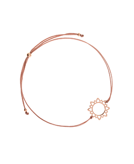 SUNSHINE|Armband Rosa
