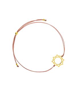 SUNSHINE|Armband Gold
