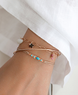 VIVACE Armband Türkis