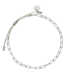ESSENTIAL|Armband Silber