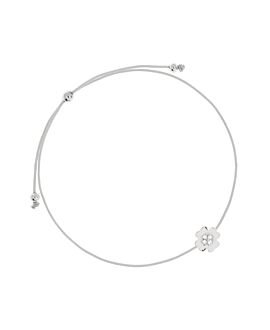 WATER LILY  Armband Silber