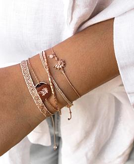 PALM  Armband Rosé