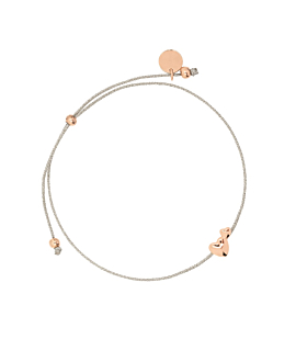 BELOVED|Armband Rosé