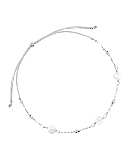 MOONSTONE|Armband Silber
