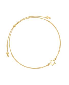 WISHING STAR|Armband Gold