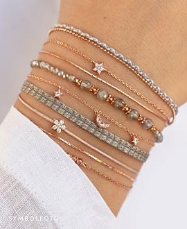 STARRY SKY  Armband Silber