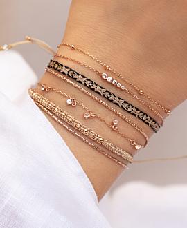 CADENCIA  Armband Rosé
