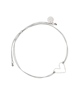 PURE LOVE|Armband Silber