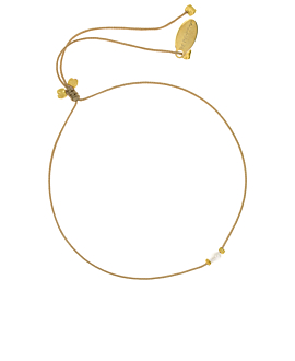 MINI PEARL|Armband Gold