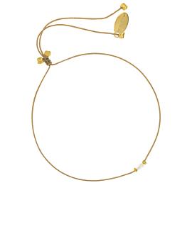 MINI PEARL|Armband Gold