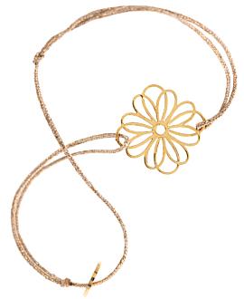 DAISY Armband Gold