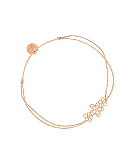 FLORA|Armband Rosé