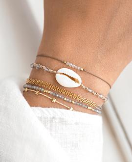 GLANCE Armband Gold