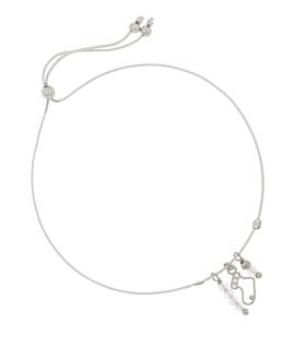 XMAS STOCKING|Armband Silber
