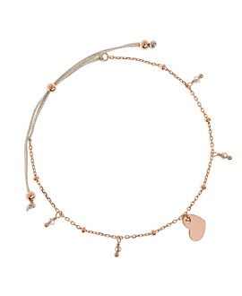 GEMMY LOVE  BRACELET ROSE